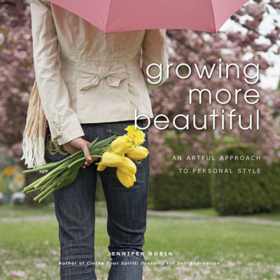 Growing More Beautiful - book cover