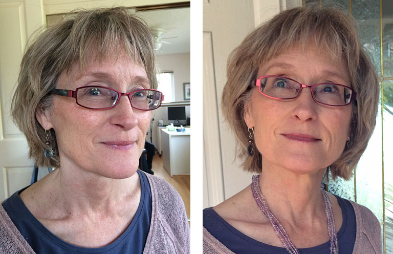 Makeover - Phyllis