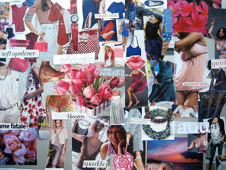 Fashion Collage