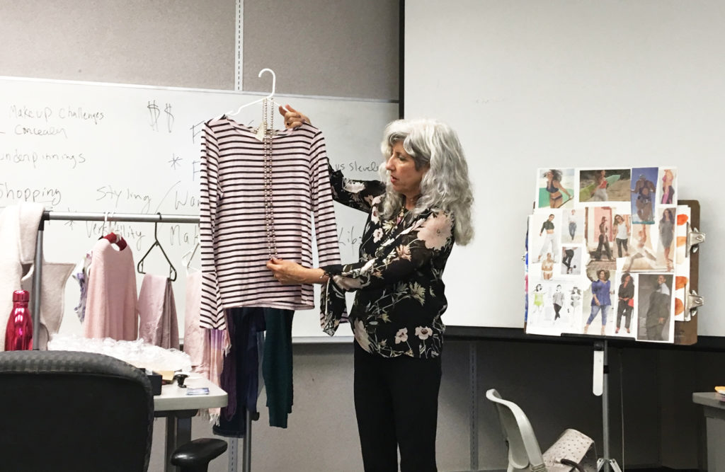 Classes on an Artful Approach to Personal Style